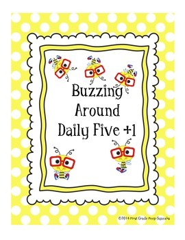Buzzing Around Daily Five +1
