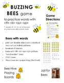 Buzzing Bees Game
