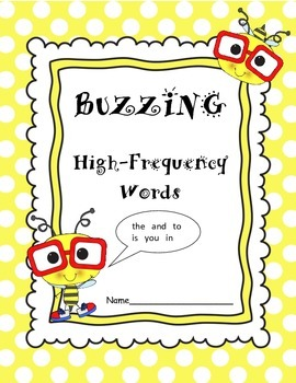 Buzzing High-Frequency Words
