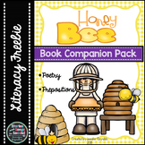 Buzzing Into Poetry and Prepositions with Honeybees {FREEBIE}