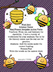 Buzzing With Irregular Action Verbs