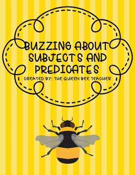 Buzzing about Subjects and Predicates