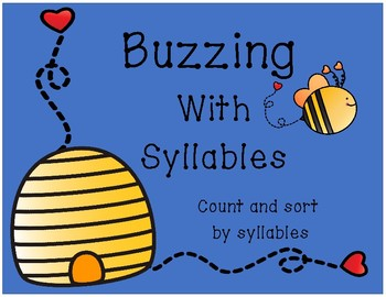 Sorting by syllables (silabas)