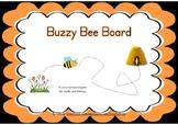 Buzzy Bee Board