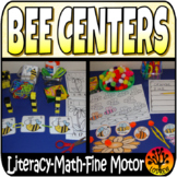Bee Centers Spring Activities Bug Centers Bees Honey Insects Math Literacy
