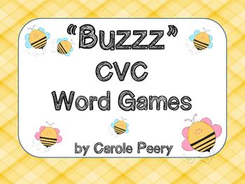 Buzzz CVC Word Games