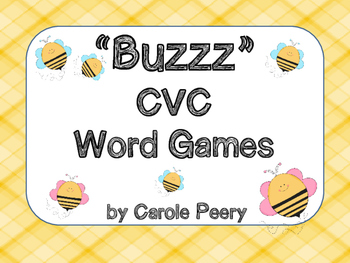 Buzzz CVC Word Games