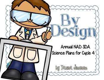 By DESIGN ~ NAD SDA SCIENCE. MULTIGRADE Cycle 4. Yearly Plan.