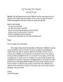 By The Great Horn Spoon! Writing Piece