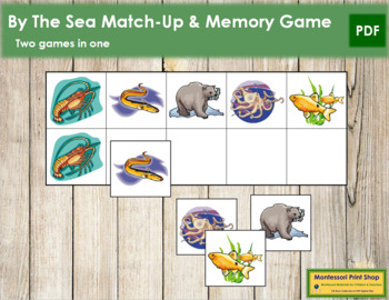 By The Sea Match-Up and Memory