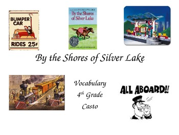 By The Shores of Silver Lake Excerpt Vocabulary