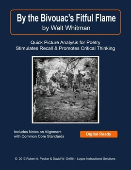 """""""By the Bivouac's Fitful Flame"""" by Walt Whitman: Quick Picture Analysis"""