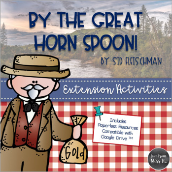 By the Great Horn Spoon Activities