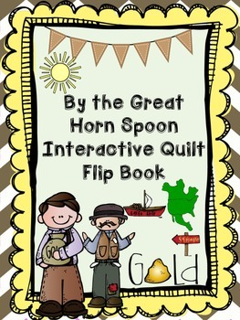 By the Great Horn Spoon Interactive Flip Book