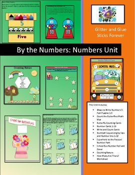 By the Numbers:  Numbers Unit