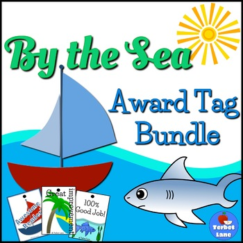 By the Sea Brag Tags Bundle