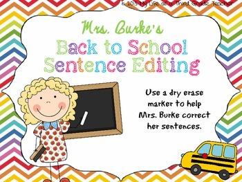 Bye Bye Beach, Hello Teach {Back to School Literacy Activities for Bigger Kids}