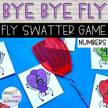 Bye Bye Fly - Numbers Game for Pre-K