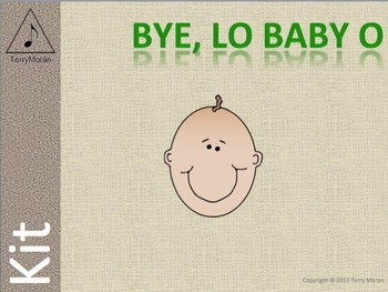 Bye, Lo Baby, O - Kit