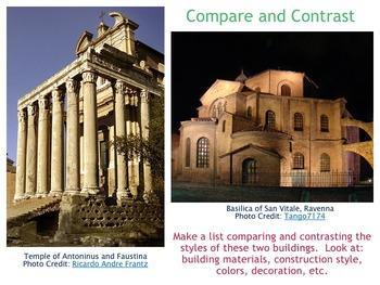 Byzantine Art History Lesson