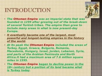 Byzantine Civilization - Ottoman Empire