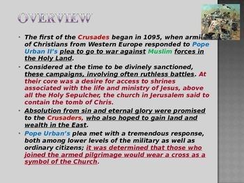 Byzantine Civilization - The Crusades