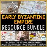 Byzantine Empire Activities Resource Bundle