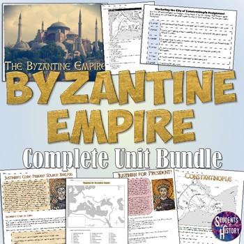 Byzantine Empire Unit Set