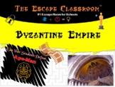 Byzantine Empire Escape Room   The Escape Classroom