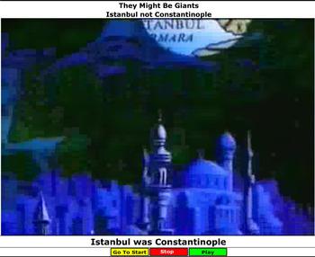 Byzantine Empire Istanbul - Bill Burton
