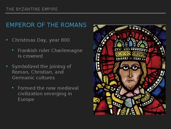 Byzantine Empire Lesson 1