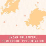 Byzantine Empire Outline PPT