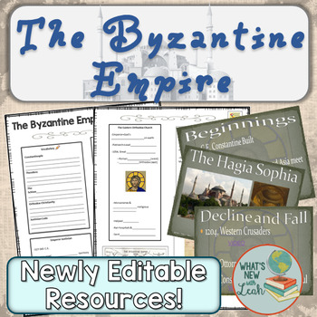 Byzantine Empire Overview