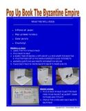 Byzantine Empire Pop Up Book