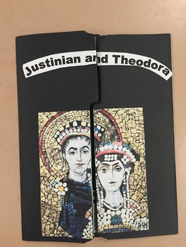 Byzantine Empire Trifold Project