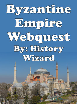 Byzantine Empire Webquest