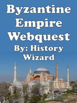 Byzantine Empire Webquest