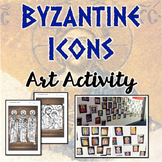 Byzantine Icon Art Activity
