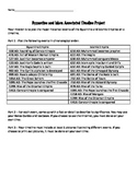 Byzantine-Islam Timeline Activity