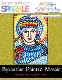 Byzantine Painted Mosaic Lesson Plan