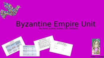 Byzantine Research Project