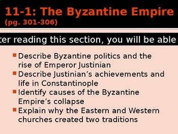 Byzantines, Russians, and Seljuk Turks