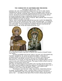 Byzantium and Eastern Europe: The Character of Justinian a