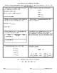 C.A.S. (Colorado Academic Standards) Math Review Quizzes 11-20