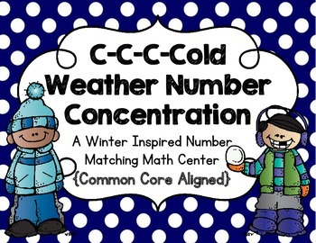 C-C-C-Cold Weather Number Concentration {Number Matching M