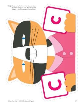 C: Callie, the Cat