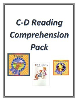 C-D Leveled Reading Comprehension Pack