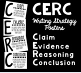 C.E.R.C Writing Posters