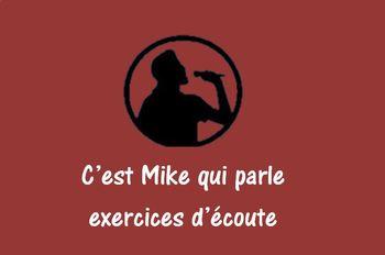C'EST MIKE QUI PARLE Les Objets