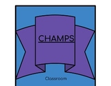 C.H.A.M.P.S. Wheel- Classroom Management Tool